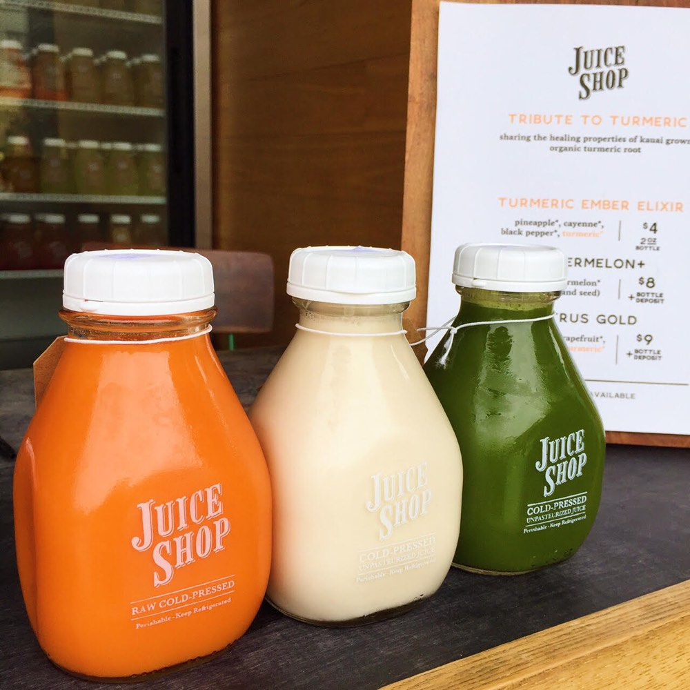 juice shop curated san francisco