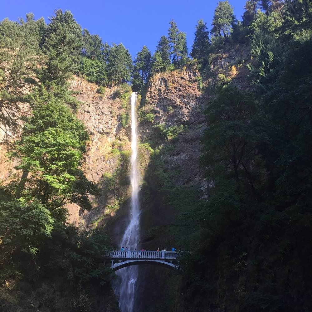 Moltnoma falls